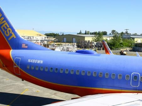 Southwest airlines and wifi airinsight for Southwest airlines free wifi