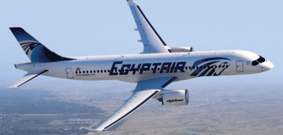 Bombardier LoI with EgyptAir