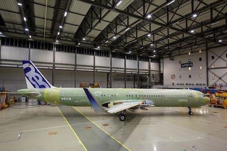 The A321neo ACF Enters Production