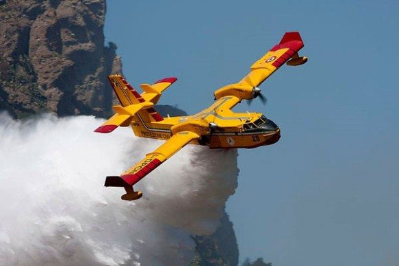 The LA Fires Underscore the Need for Preventive Aerial Firefighting