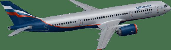 Aeroflot places $5bn order for 50 MC-21s